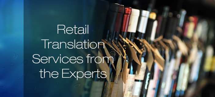 Retail Translation Services