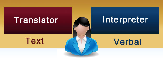 Differences between an Interpreter and a Translator