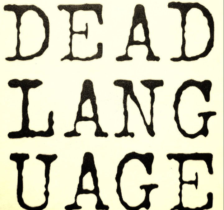 Why and How Do Languages Die?